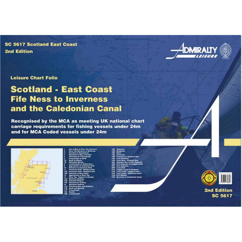 SC5617 - Scotland East Coast