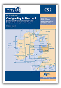 C51 Cardigan Bay - Milford Haven to Tremadoc Bay Chart