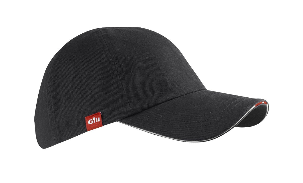 Gill Sailing Cap - Graphite or Khaki