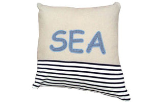 Sea Motif Cushion