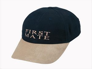 First Mate Yachting Cap