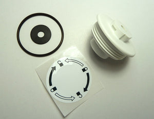 Jabsco Seal Housing Assembly for manual marine toilets from 2007 onwards