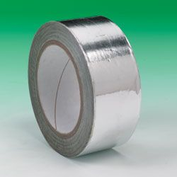 50mm x 45m Silver Tape for Insulation