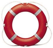 Ring lifebuoy SOLAS External Diameter 75Cm