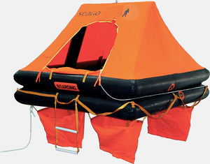 Seago Offshore Liferaft - Valise/Bag - 4, 6 and 8 man capacities available