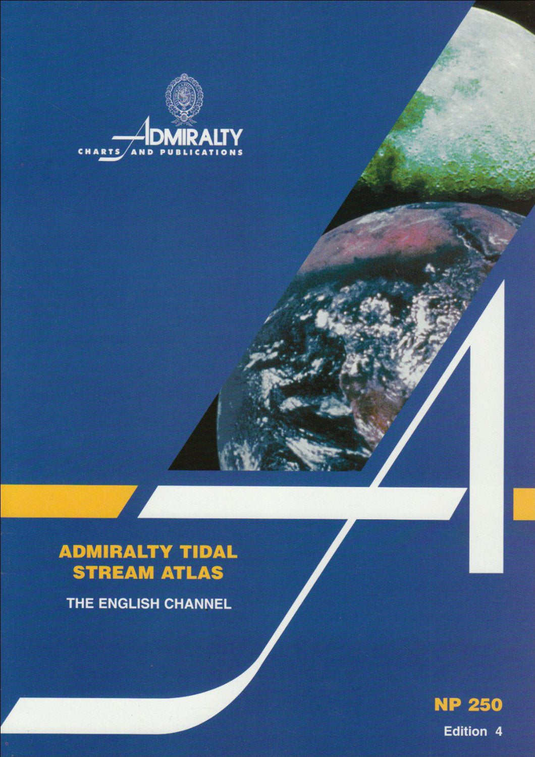 NP250 Tidal Stream Atlas - English Channel