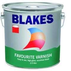 Favourite Varnish 750 ML