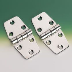 Back Flap Hinge 74mm