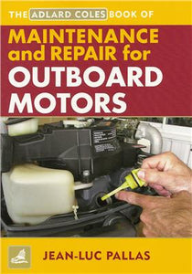 Book of Maintenance & Repair for Outboard Motors
