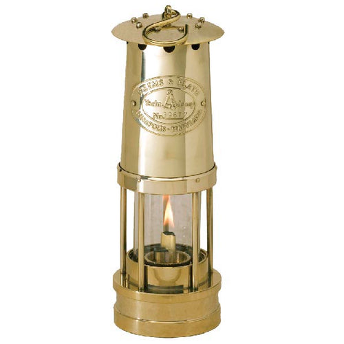 Weems & Plath Yacht Oil Lamp, high quality solid brass, perfect nautical gift