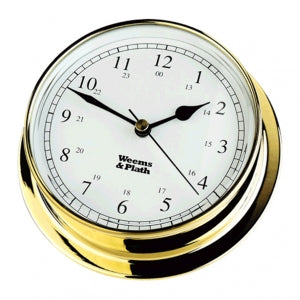 Endurance 85 Brass Clock
