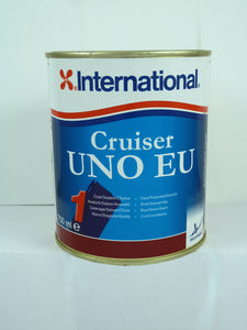 Cruiser Uno EU Antifouling, paint for hull protection