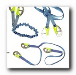 Double Hook Elastic Safety Line