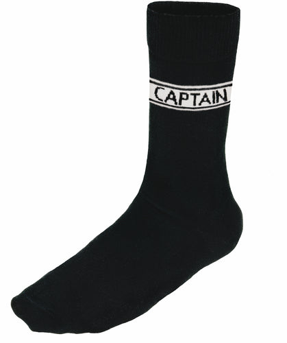 Nauticalia Crew Socks - Captain