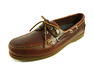 Orca Bay Creek Ladies Deck Shoe - 100% leather handmade shoes
