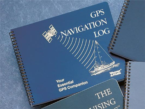 GPS Navigation Log Book