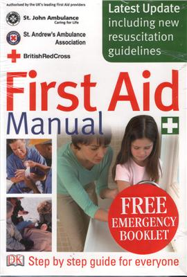 First Aid Manual 9th ed.