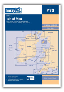 Y70 Isle of Man Chart Imray