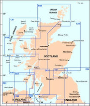 C63 Firth of Clyde Chart Imray