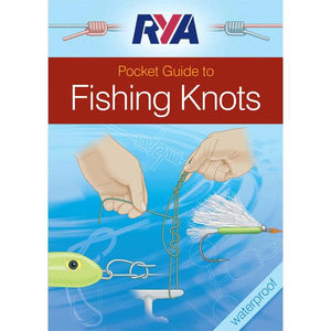 Pocket Guide to Fishing Knots (G88)