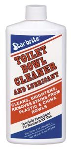 Toliet Bowl Cleaner and Lubricant
