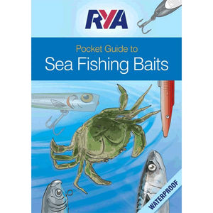 RYA Pocket Guide to Sea Fishing Baits - G91