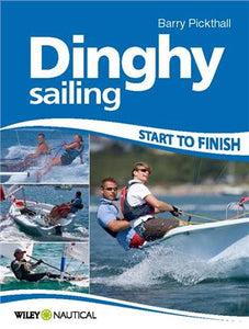 UKSA Dinghy Sailing - Barry Pickthall