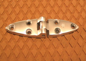 Pointed Strap Hinge