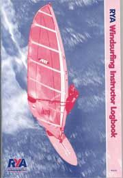 W4 Windsurfing Instructor Logbook