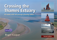 Crossing the Thames Estuary - Roger Gaspar