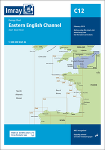 C12 Eastern English Channel Passage Chart