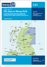 C23 Fife Ness to Moray Firth Chart