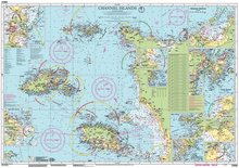 C33A Channel Islands Chart Imray