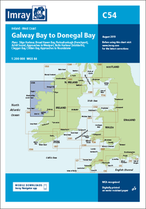 C54 Galway Bay to Donegal Imray