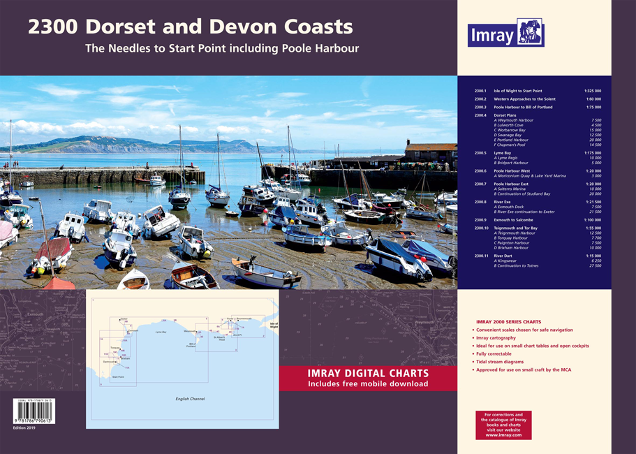 2300 Devon and Dorset Folio Imray