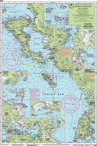 G11 North Ionian Islands Imray