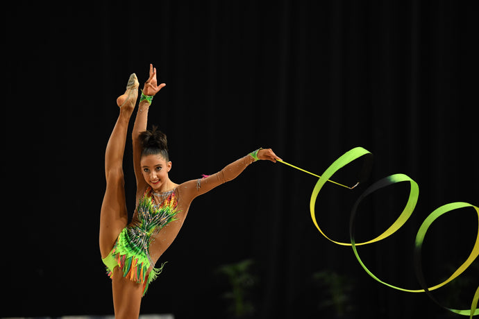 Women & Sports: Alexandria Kiroi, Rhythmic Gymnastics