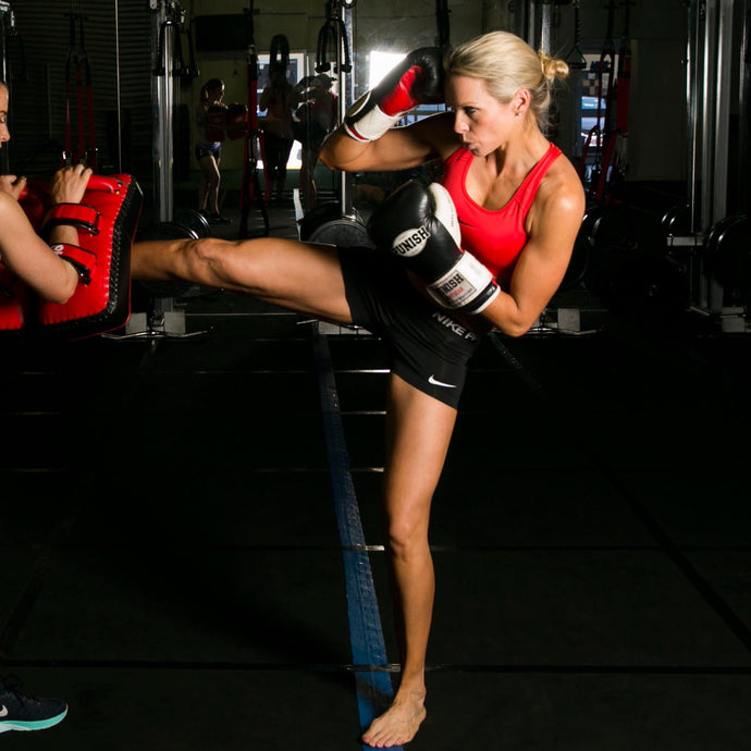 Women & Sports: Dr. Alex Hynes, Muay Thai Boxer to Kokoda Challenge