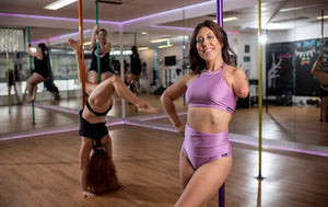 Women & Sports: Deborah Roach, Pole Dancer