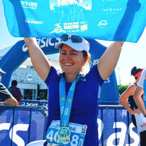 Women & Sports: Christine Wilson, Runner