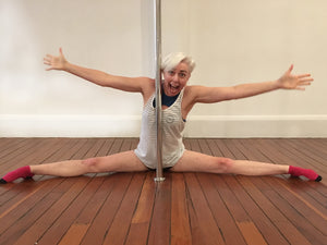 Women & Sports: Kartina Bart, Pole Dancer