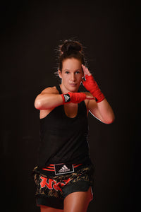 Women & Sports: Sylvia Scharper, Australian ANBF Boxing Champion and Victorian WMC Muaythai Champion (2X)