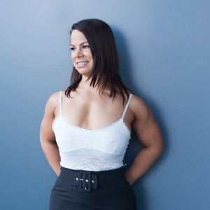 Women & Sports: Kim Stevenson Farmakis, Powerlifter