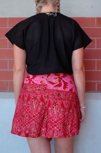 She Likes Skort Shorts - Ruby Rose Sari