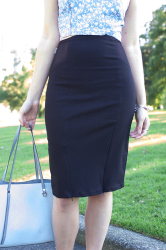 Unzip Me Pencil Skirt