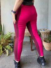 High Waisted 3/4 length Leggings