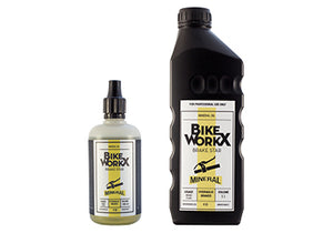 BIKEWORKX BRAKE STAR MINERAL FLUID