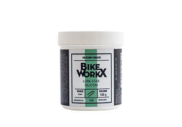 BIKEWORKX LUBE STAR SILICONE PASTE