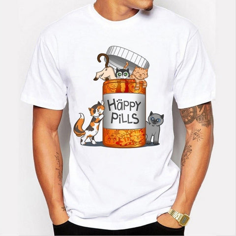 Cat Nip Medicine 100 % Cotton tEE