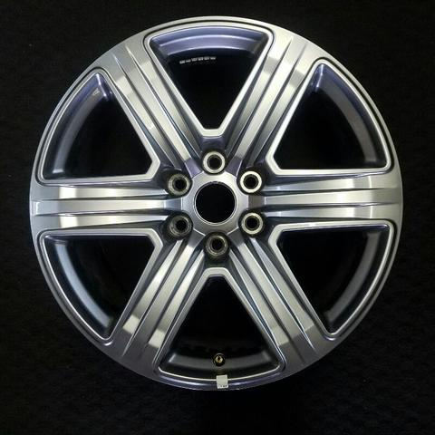 OEM Wheel of The Week: FORD F 150 20""